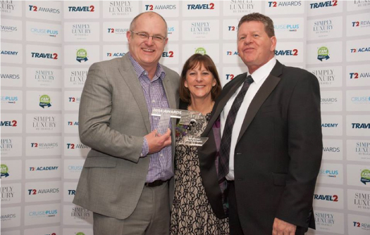 Travel-2-Industry-award-2014